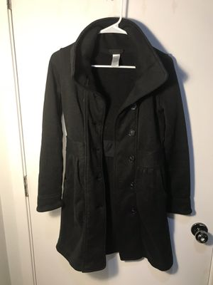 Women's xs Extra Small better sweater long black jacket coat Patagonia for Sale in Aurora, CO