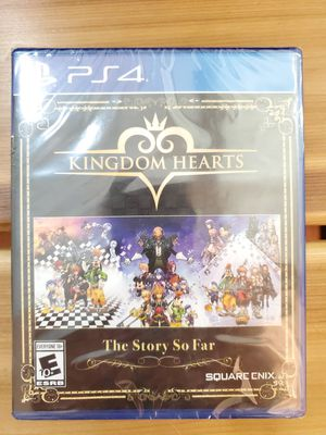 Kingdom Hearts - The Story So Far (new) for Sale in Chicago, IL