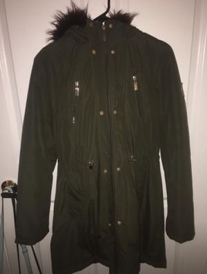 Army Green Parka Jacket for Sale in Somerville, MA