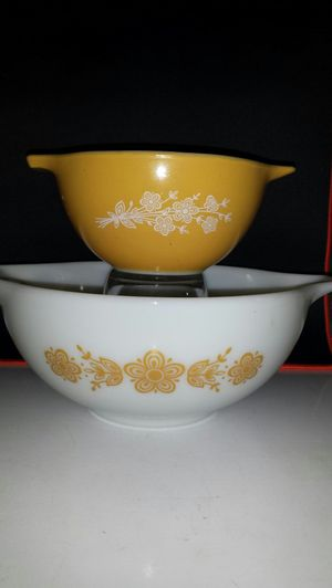 Pyrex Cinderella bowls for Sale in Indianapolis, IN