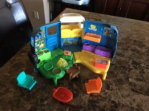 Fisher Price Little People Camper for Sale in Goodyear, AZ