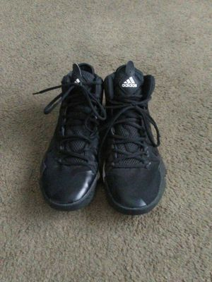 Size 10 mens adidas basketball shoes for Sale in Orlando, FL