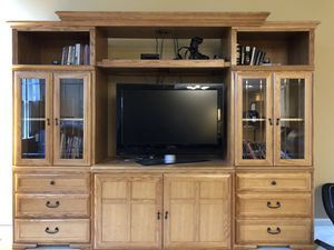 Expandable Entertainment Center for Sale in Morgantown, PA