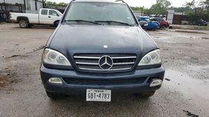 2002 mercedes ml500 for parts for Sale in Houston, TX