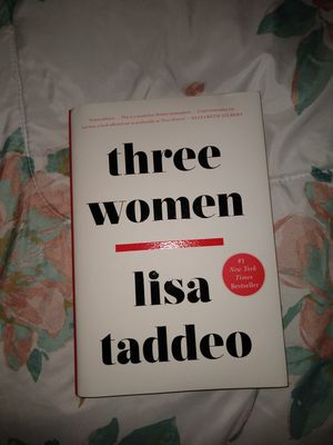 Best seller book: Three Women by Lisa Taddeo for Sale in San Jose, CA