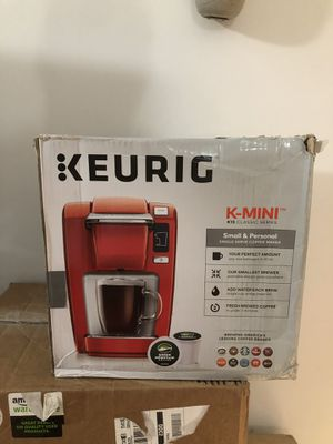 Keurig k-mini k15 classic series for Sale in Brooklyn, NY