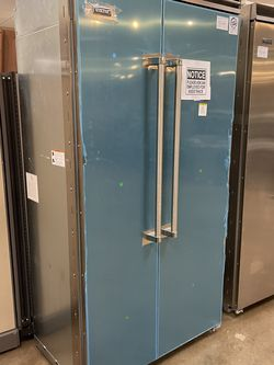 """Viking Builtin 42"""" Refrigerator Side By Side for Sale in Riverside,  CA"""