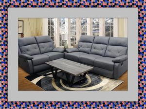 8102 Recliner sofa and loveseat for Sale in Rockville, MD