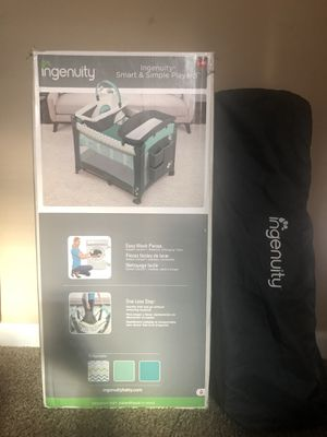 Ingenuity Smart and Simple Playard for Sale in Columbia, SC