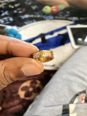 Size 7 Cartier Ring for Sale in FL, US