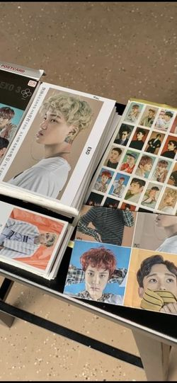 Exo Photo Cards for Sale in Lehigh Acres,  FL