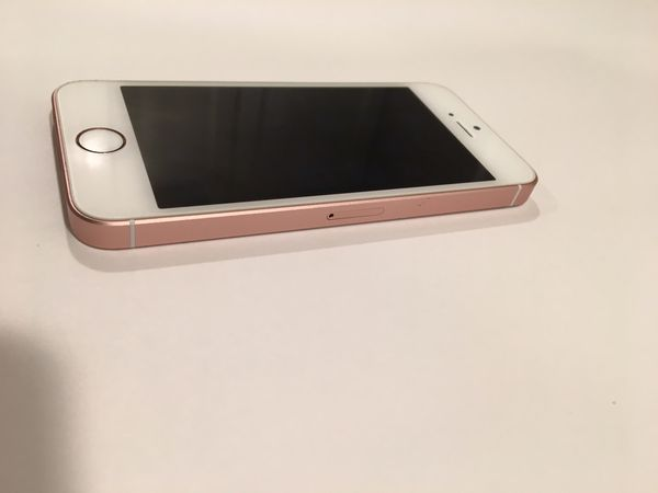 iPhone 5SE AT&T 32gb 5mths old