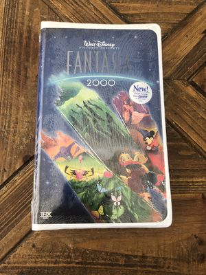 Fantasia 2000 VHS Walt Disney Classic for Sale in Carmel Hamlet, NY