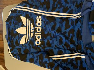 Adidas bape track suit first come first serve for Sale in Tampa, FL