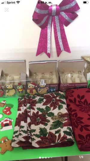 Christmas decorations $20 for Sale in Yuma, AZ