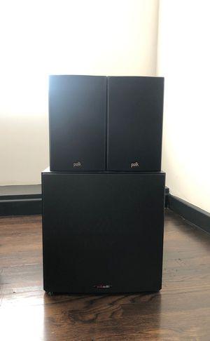 Polk Audio surround sound speaker subwoofer for Sale in Los Angeles, CA