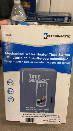 Water heater time switch for Sale in Phoenix, AZ