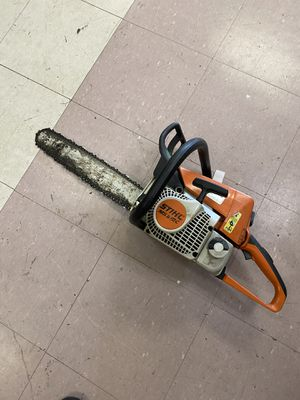 Stihl MS210C gas chainsaw for Sale in Austin, TX