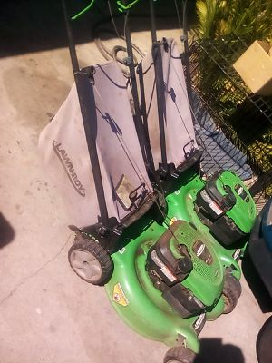 Lawn boy lawnmower lawnmowers for Sale in Fontana, CA