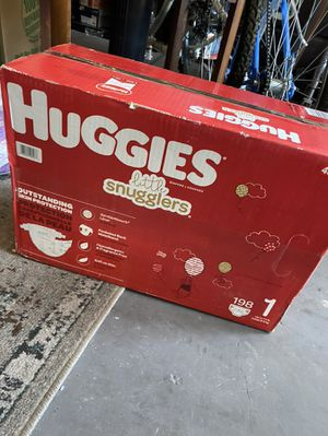 Huggies size 1 diapers for Sale in San Diego, CA