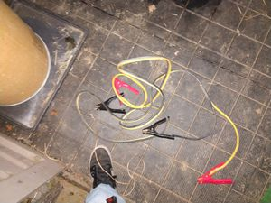 Heavy duty Jumper cable for Sale in Happy Valley, OR