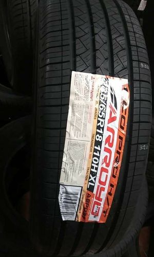 BRAND NEW SET OF TIRES 225 50 18 for Sale in Phoenix, AZ