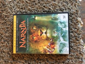 Narnia DVD for Sale in Midwest City, OK