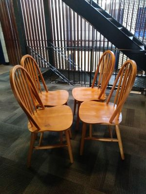 Set of chairs for Sale in Bladensburg, MD