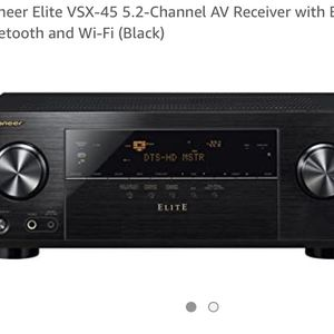 Pioneer Elite VSX-45 for Sale in San Diego, CA
