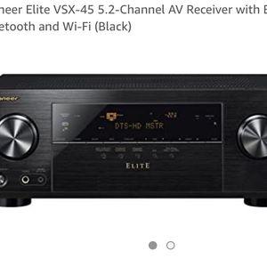 Pioneer Elite VSX-45 for Sale in San Diego, CA