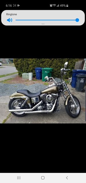 Vance and Hines long shots full exhaust. They were on a 2013 Harley Davidson Dyna Street Bob. for Sale in Redmond, WA