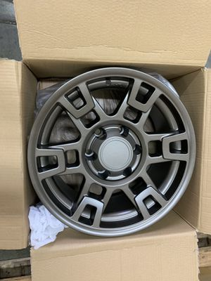 """Toyota trd new 17"""" rims tires set for Sale in Hayward, CA"""