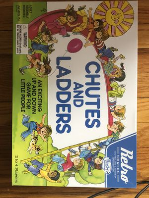 Chutes and ladders game for kids for Sale in Queens, NY