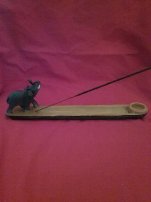 Elephant Incense Holder for Sale in Indianapolis, IN