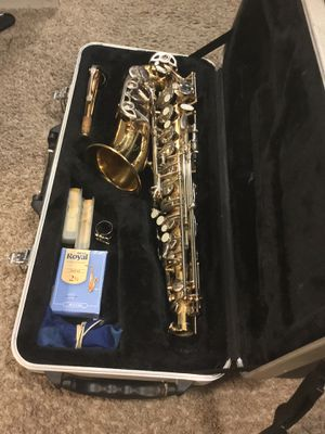 Beginner Alto Liberty by Selmer saxophone for Sale in Denver, CO