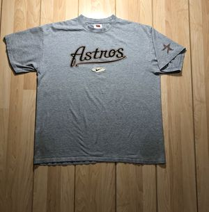 Vintage Nike Astros shirt for Sale in Houston, TX