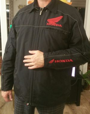 Honda motorcycle jacket for Sale in Clearwater, FL