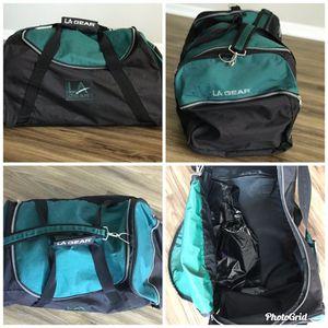 Vtg 90s LA Gear duffle gym bag for Sale in Ontario, CA
