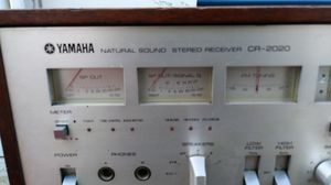 Yamaha cr-2020 stereo receiver for Sale in Torrance, CA