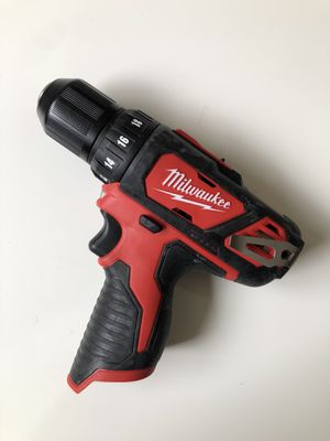 Milwaukee new drill driver m12 for Sale in Los Angeles, CA