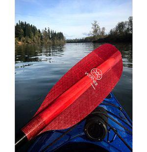 Werner Camano Kayak Paddle 240 CM for Sale in Sugar Hill, GA