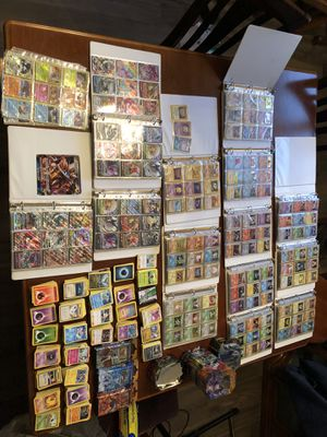 Check out my page!! 1000s of Pokemon cards for Sale in Riverside, CA