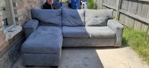 gray sectional sofa for Sale in Dallas, TX