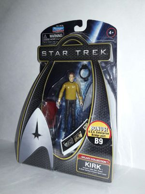 2008 STAR TREK Captain Kirk galaxy collection action figure for Sale in American Fork, UT