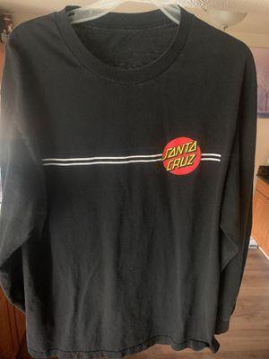 Santa Cruz Long sleeve for Sale in Spanaway, WA