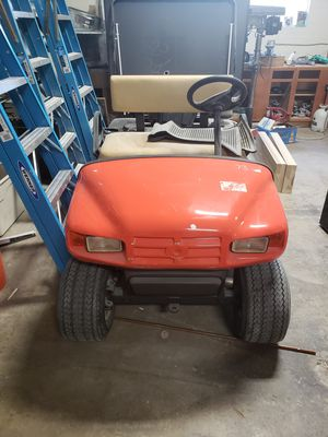 Jacobsen hauler gas golf cart for Sale in Anaheim, CA