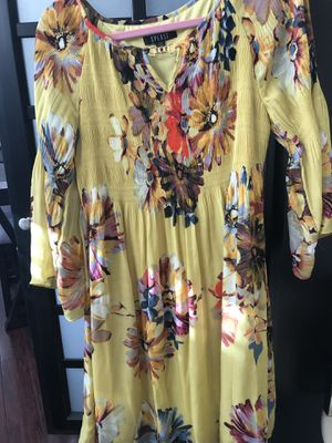 Colorful yellow dress for Sale in Rowland Heights, CA