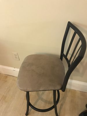 Bar stool/kitchen island chairs for Sale in Farmington Hills, MI