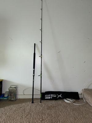 SPX PE2 FISHING PLUGGING ROD for Sale in Wahiawa, HI