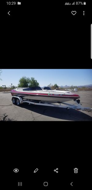 Jet boat 21' for Sale in Banning, CA